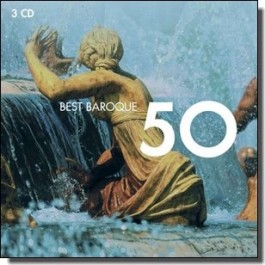 50 Best Baroque [3CD]