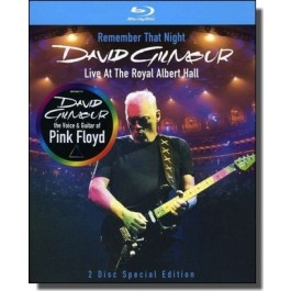 Remember That Night - Live At The Royal Albert Hall 2006 [2x Blu-ray]