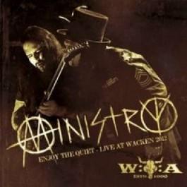 Enjoy the Quiet - Live At Wacken 2012 [CD]