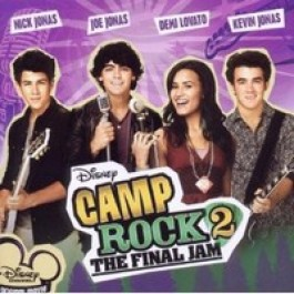 Camp Rock 2: The Final Jam [CD]