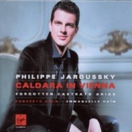 Caldara in Vienna (Forgotten Castrato Arias) [CD]