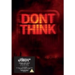 Don't Think - Live [DVD+CD]