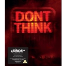 Don't Think - Live [Blu-ray+CD]