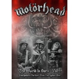 The Wörld Is Ours - Vol. 1: Everywhere Further Than Everyplace Else [Blu-ray]