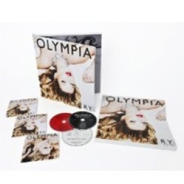Olympia [2CD+DVD+Hardback Book]