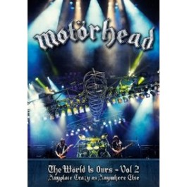 The Wörld Is Ours - Vol. 2: Anyplace Crazy As Anywhere Else [DVD]