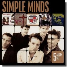 5 Album Set [5CD]
