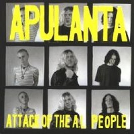 Attack of the A.L. People [CD]