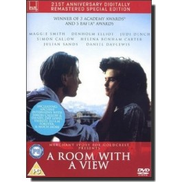 A Room With a View [DVD]