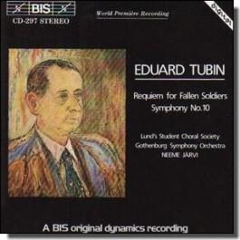 Requiem For Fallen Soldiers | Symphony No. 10 [CD]