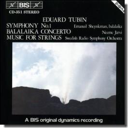 Symphony No. 1 [CD]