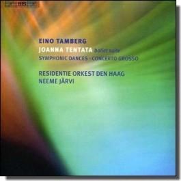 Joanna Tentata | Symphonic Dances | Concerto Grosso [CD]