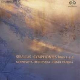 Symphonies Nos. 1 & 4 [SACD]