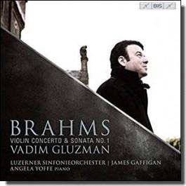 Violin Concerto & Sonata No. 1 [SACD]