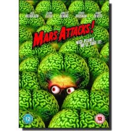 Mars Attacks! [DVD]