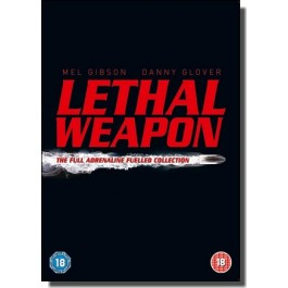 Lethal Weapon: The Complete Collection [4x DVD]