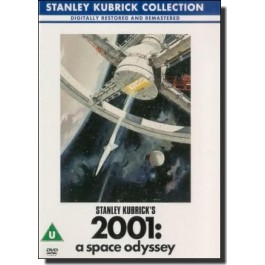 2001: A Space Odyssey [DVD]