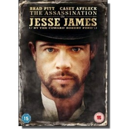 The Assassination of Jesse James by the Coward Robert Ford [DVD]