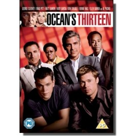 Ocean's Thirteen [DVD]