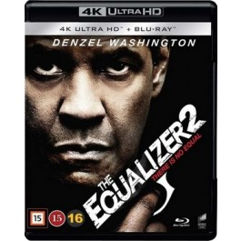 Kutsuge McCall 2 | The Equalizer 2 [4K UHD+Blu-ray]