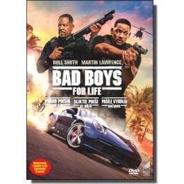 Pahad poisid kogu eluks   Bad Boys for Life [DVD]