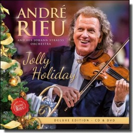 Jolly Holiday [Deluxe Edition] [CD+DVD]