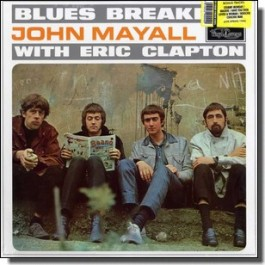 Blues Breakers with Eric Clapton [LP]