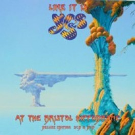 Like It Is - Yes At The Bristol Hippodrome 2014 [2CD+DVD]