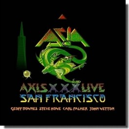 Axis XXX Live In San Francisco 2012 [2CD+DVD]