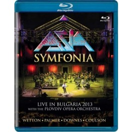 Symfonia: Live In Bulgaria 2013 [Blu-ray]