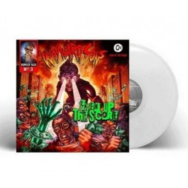 Even Up The Score [White Vinyl] [LP]