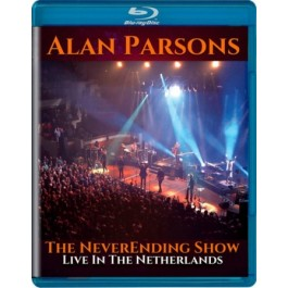 The Neverending Show - Live In The Netherlands 2019 [Blu-ray]