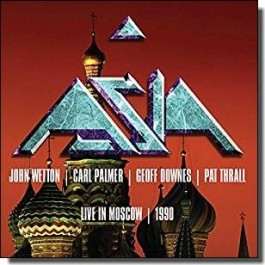 Live In Moscow 1990 [CD]