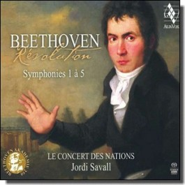 Symphonies 1-5 [3x Super Audio CD]