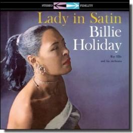 Lady In Satin [Blue Vinyl] [LP]