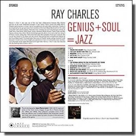 Genius+Soul = Jazz [LP]