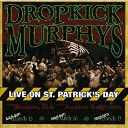 Live on St. Patrick's Day from Boston, MA [CD]