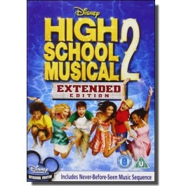 High School Musical 2 [Extended Edition] [DVD]