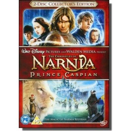 The Chronicles of Narnia: Prince Caspian [2DVD]