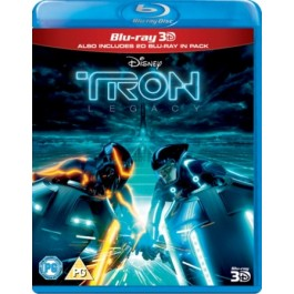 Tron: Legacy [2D+ 3D Blu-ray]