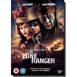 The Lone Ranger [DVD]