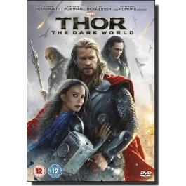 Thor: The Dark World [DVD]