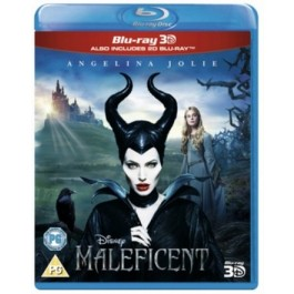 Maleficent [2D+3D Blu-ray]
