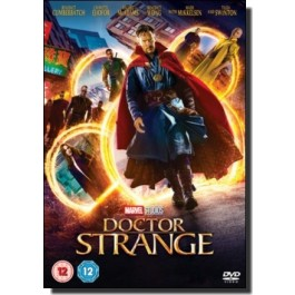 Marvel's Doctor Strange [DVD]