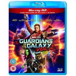Guardians of the Galaxy Vol. 2 [2D+3D Blu-ray]