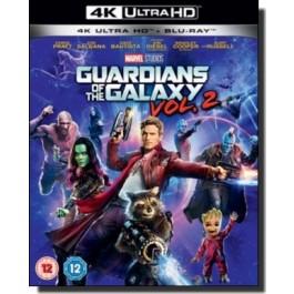 Guardians of the Galaxy Vol. 2 [4K UHD+Blu-ray]