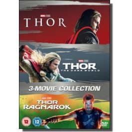 Thor: 3-movie Collection [3x DVD]