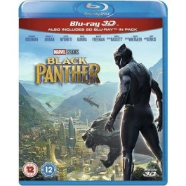 Black Panther [2D+3D Blu-ray]