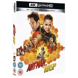 Ant-Man and the Wasp [4K UHD+Blu-ray]