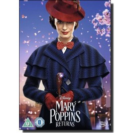 Mary Poppins Returns [DVD]